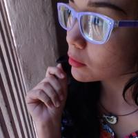 Angie Aparicio, autor del poema'Los hombres saben decir que no''
