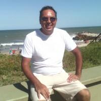 Luis Sanabria, autor del poema'Algo agudo''