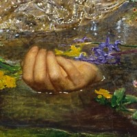 ophelia riu, autor del poema'...yo una sola...''