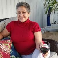 Xiomara, autor del poema'EN MIS NOCHES...''