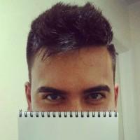 FrankCarlos90, autor del poema'AHORA SÍ ''