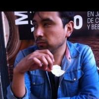 Walter Alejandro, autor del poema'¿Cómo has logrado?''