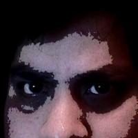ArielAnarcomago, autor del poema'Sé que me temes''