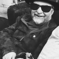 Antonio Nogales Benítez., autor del poema'Hacia el otro lado''