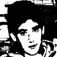 Melek, autor del poema'La Morena''