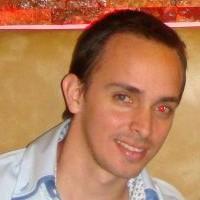 Beto Aveiga, autor del poema'Mi adiós sin partir''
