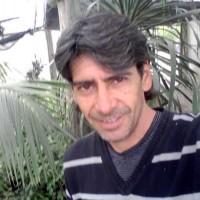 Julio carrasco, autor del poema'Lo que nunca muere''