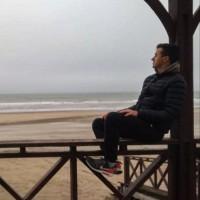 Juan Manuel Senese, autor del poema'Nuestra rebelión''