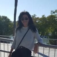 Ana Barroso, autor del poema'Volver''