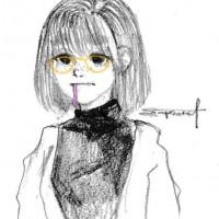 Suu, autor del poema'CONSUMIDO''