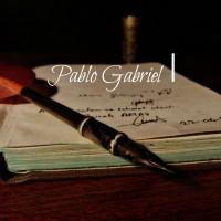 PabloGabriel, autor del poema'El amor es como un río''