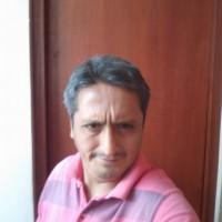 Mariano Ambrosio Aurazo, autor del poema'Mi optimismo es tuyo.''