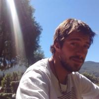 Pichón, autor del poema'Tres puntos y uno final''