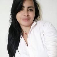 Yoandra perez, autor del poema'Habitas en mi ''