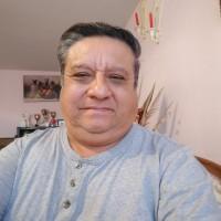 Norber Camilo, autor del poema'Costumbre''