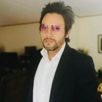 Laurence_Castro, autor del poema'Las tripas de Chernobyl''