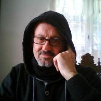 deLorenzo Román., autor del poema'DOS MINUTOS...''