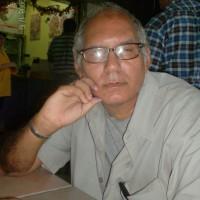 emiro enrique vera suarez, autor del poema'Acosada mi alma y circunda hierba nos lleva al paraje final''