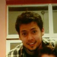 Jeffrey Adriaens Fuenzalida, autor del poema'Disparadora de sonrisas''