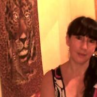 Maria, autor del poema' Tengo ganas de ti.''