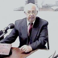 Alberto Rafael Mérida Cruz, autor del poema'SIEMPREVIVA''