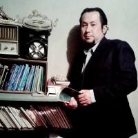 Diego Riofrio Vivanco, autor del poema'El baile de la muerte ''