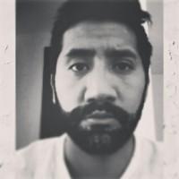 Jesús Israel Tonácatl García, autor del poema'Un día más en cama''