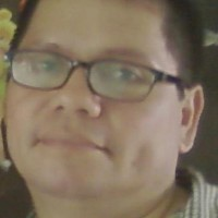 EFRAIN GALDAMEZ. N., autor del poema'Esplendor de Madre''
