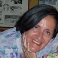 Rosario Alarcon, autor del poema'DE LA LLUVIA''