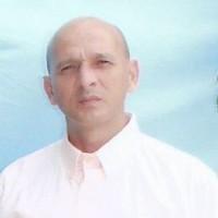 ADOLFO RAMIREZ, autor del poema'¿Dónde debo buscar? ''