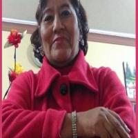 Edith Elvira Colqui Rojas, autor del poema'LAS BOTAS DE LA NOCHE''