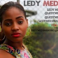 LedyMedina, autor del poema'AMOR AUSENTE''