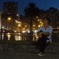 Juanito metz, autor del poema'La luna y el café''